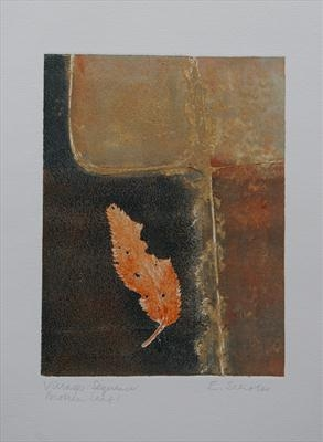 Village Sequence, Broken leaf 2