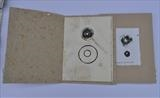 Beach Circles by Estella Scholes, Artist Book