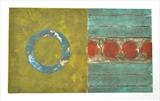 Concrete Coast no.5. 2/6VE by Estella Scholes, Artist Print, Collagraph