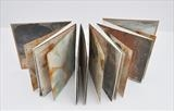 Seaglass and Rust by Estella Scholes, Artist Book