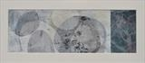 Stone-Washed 6 by Estella Scholes, Artist Print, Monoprint collage