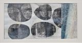 Stone-Washed 9 by Estella Scholes, Artist Print, Monoprint collage